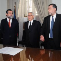 Mahmud Aleuy deja la Subsecretaría del Interior y será sustituido por Rodrigo Ubilla