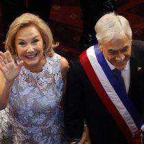 Las primeras palabras de Cecilia Morel tras el juramento de Sebastián Piñera como presidente