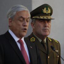 Sebastián Piñera nombró a Hermes Soto como general director de Carabineros