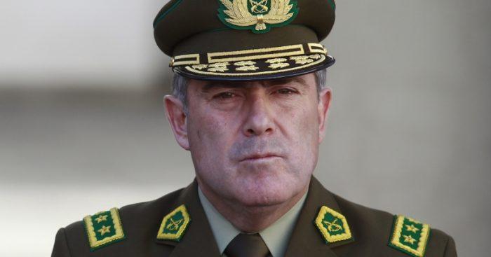 Hermes Soto pasaría a retiro a más de 10 generales de Carabineros