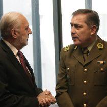 General director de Carabineros presentó al Presidente nueva propuesta de alto mando
