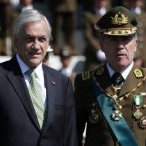Hermes Soto asume oficialmente el mando de Carabineros en una ceremonia marcada por la ausencia de Bruno Villalobos