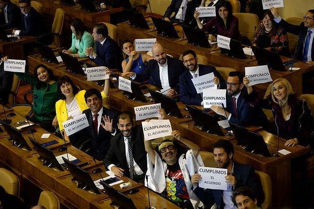 """Bancada del Frente Amplio: """"Defenderemos un Presupuesto con enfoque feminista"""""""