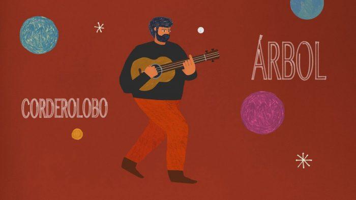 """Corderolobo presenta """"Árbol"""" en Centro Gam"""