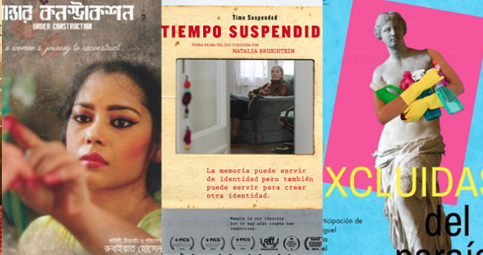 """Ciclo """"Cine político dirigido por mujeres"""" en CCE Santiago"""