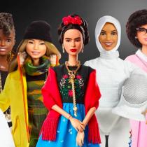 Barbie se inspira en grandes mujeres por la conmemoración del 8 de marzo