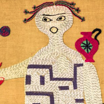 Tres obras de Violeta Parra, que se encontraban en Suiza, repatriadas a Chile