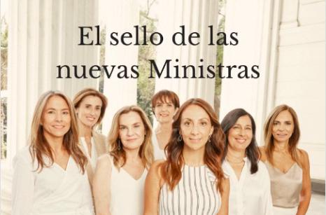 """Revista Ya niega uso de photoshop tras críticas por """"enrubiecimiento"""" de ministras"""