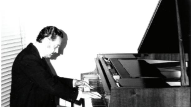 Concierto de piano con Fernando Ulloa en Escuela Moderna de Música y Danza
