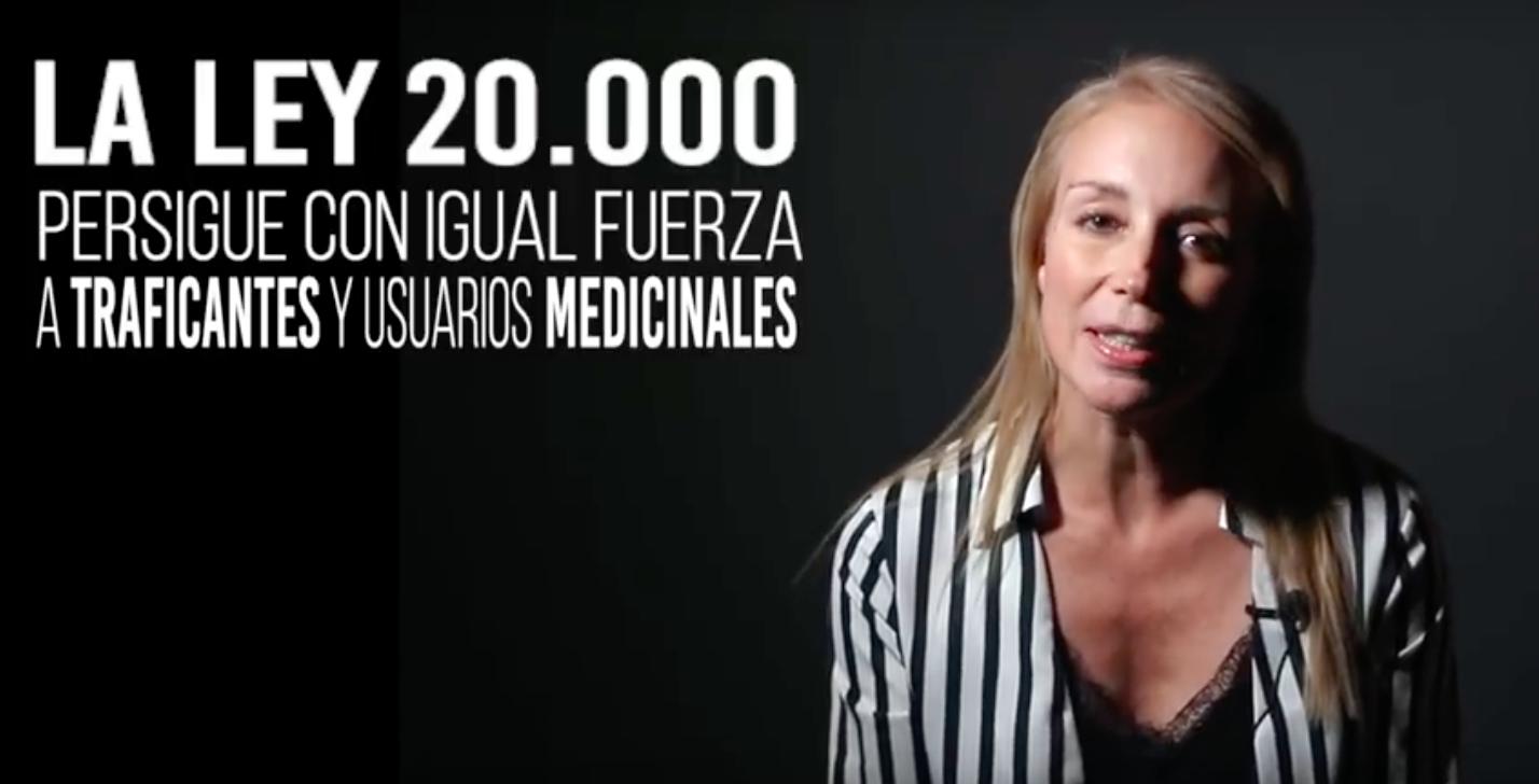[VIDEO] Karen Doggenweiler apoya Ley de Cultivo Seguro de cannabis