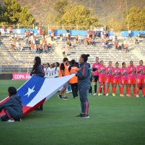 La Roja Femenina se enfrentó a uno de sus rivales más fuertes: empataron sin goles
