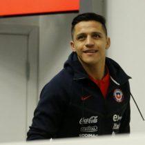 Alexis Sánchez niega quiebre de la selección de Chile con Claudio Bravo