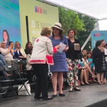 Daniela Vega es la gran invitada del gobierno para conmemorar el Día Internacional de la Mujer