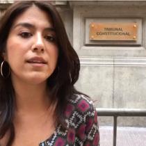 [VIDEO] Macarena Segovia explica el escenario y el futuro de la polémica decisión del TC sobre el lucro en la educación