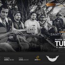 "Concierto banda de Rapa Nui ""Tumu Tapu"" en Club Chocolate"