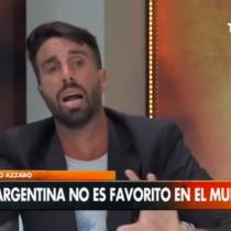 """[VIDEO] """"Sampaoli debe replantearse todo"""": el furioso análisis de periodistas argentinos tras derrota ante España"""