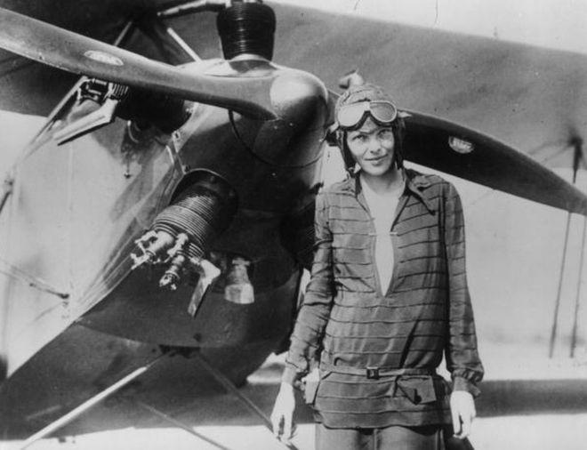 Los huesos que pueden tener la clave de la misteriosa desaparición de legendaria aviadora estadounidense