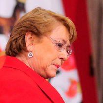 Siguen las críticas por proyectos de última hora de Bachelet: Pdte. de la Fech califica de