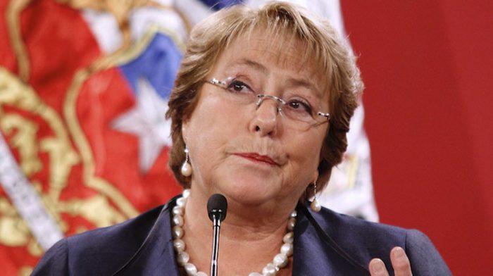 En su último mensaje al Parlamento Bachelet instala Internet como Servicio Público