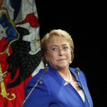 Adimark: Bachelet finaliza su mandato con un 39% de aprobación