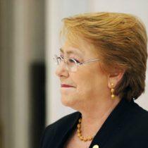Bachelet, la única latinoamericana en la lista Forbes de las mujeres más poderosas del mundo