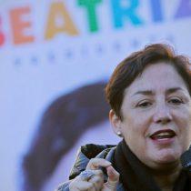 """Beatriz Sánchez explica su decisión de hacer política desde el feminismo: """"Es el espacio que más me define en este camino"""""""