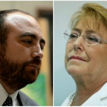 Fuad Chahin en picada contra Bachelet: