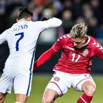 Chile finaliza invicto su mini gira por Europa pero con tibio empate ante Dinamarca