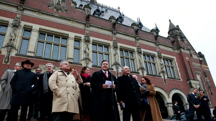 Así fue el segundo día de alegatos orales de Chile ante La Haya
