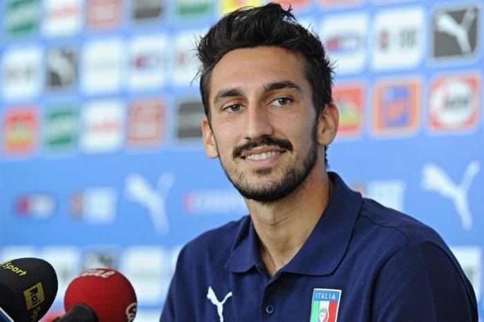 Fallece el capitán del Fiorentina Davide Astori