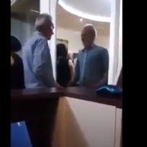 [VIDEO] La pelea del hombre en el espejo que ha desatado polémica en las redes sociales