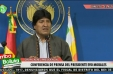 [VIDEO] Evo Morales califica a parte de la prensa chilena como