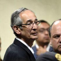Expresidente de Guatemala Álvaro Colom será enjuiciado por corrupción en plan de modernización del transporte público
