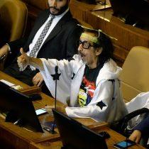 """[VIDEO] La primera intervención del diputado Florcita Motuda sobre Venezuela: """"No tengo argumentos y es una lata darlos"""""""