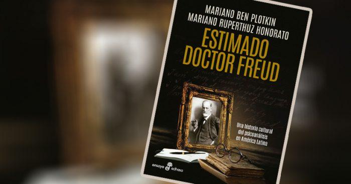 Nuevo libro reconstruye la desconocida historia del psicoanálisis en Chile y Latinoamérica
