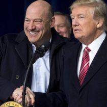 Por qué dimitió Gary Cohn, el principal asesor económico de Donald Trump