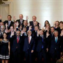 Gabinete de Piñera: ¿Corte en Trámite?