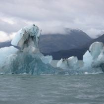 Científicos chilenos descubren que derretimiento de glaciares en el sur del país podría acidificar el océano