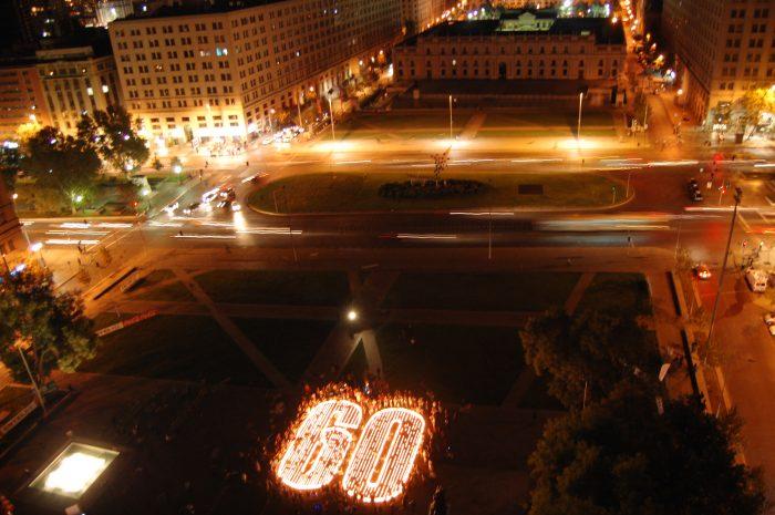 WWF invita a celebrar una nueva Hora del Planeta en Chile el próximo sábado 24 de marzo