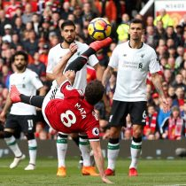[VIDEO] La brutal asistencia de Alexis Sánchez que por poco no terminó en un golazo de Juan Mata
