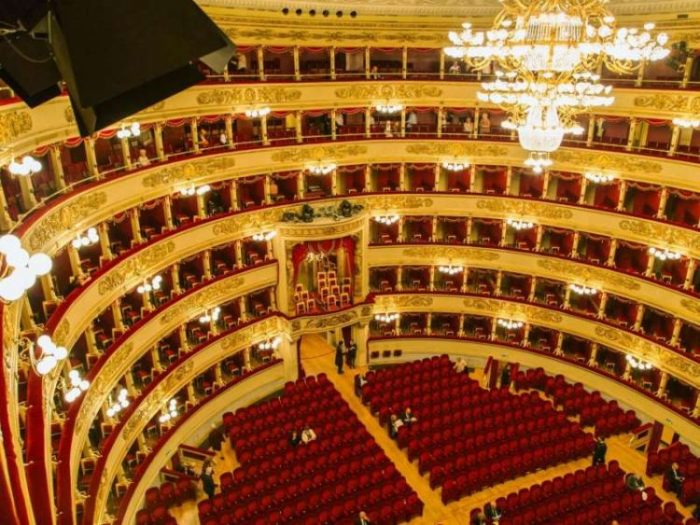 Gala Lírica de la Accademia Teatro alla Scala di Milano en UNAB