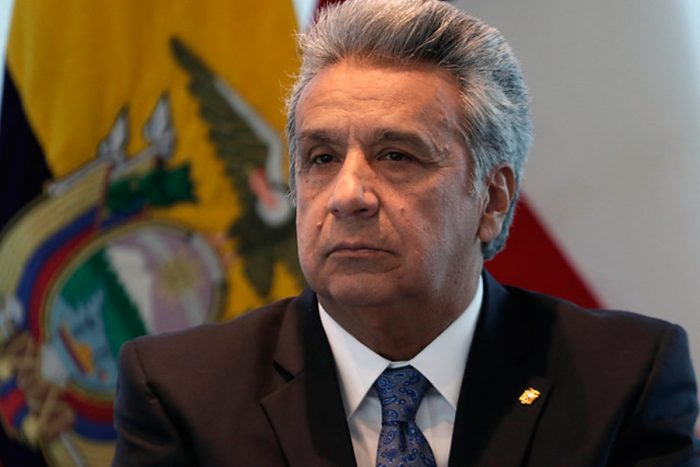 Manifestaciones en aumento: pueblo ecuatoriano se alza contra el presidente Moreno que acusa intento de golpe de Estado