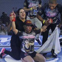[VIDEO] Una luchadora fantástica: mujer trans vence a hombre en una pelea de artes marciales mixtas en Brasil