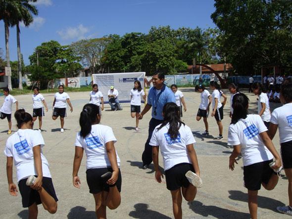 INTA cuestiona clases de educación física en los colegios: Se ...
