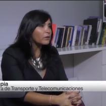 [VIDEO] La Semana Política: Paola Tapia, ex ministra de Transportes, sobre el futuro de la locomoción en Chile