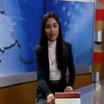 [VIDEO] Periodista de canal chavista de televisión denuncia acoso laboral en vivo y es despedida