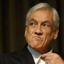 La estrategia de La Moneda para blindar a Piñera de sí mismo