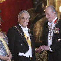 Piñera abre con Rey Juan Carlos ciclo de bilaterales en víspera investidura