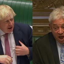 [VIDEO] La ejemplar respuesta del presidente del Parlamento Británico ante comentario sexista del Ministro de Exteriores