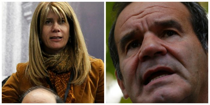 Ximena Rincón pone presión a los dichos de Allamand: